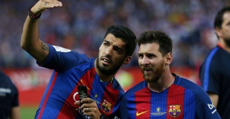 Messi-rekening op Ibiza gaat viraal: 27 pizza's en 41 flessen champagne
