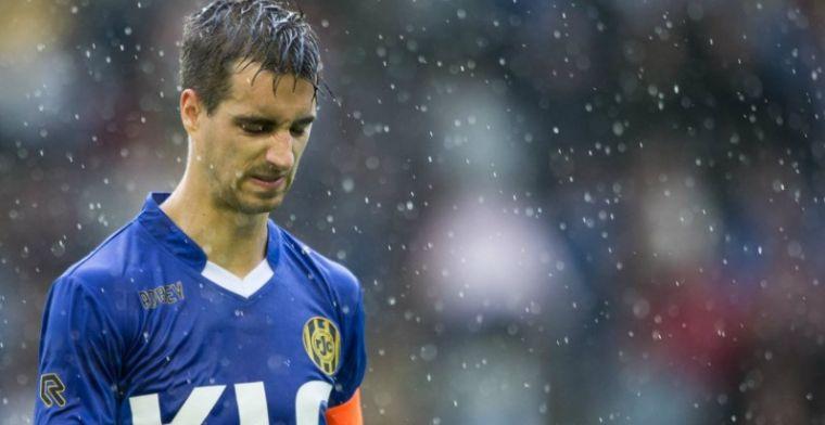 Roda JC raakt aanvoerder kwijt aan ambitieuze tweedeklasser: tweejarig contract