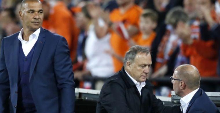 Gullit over 'positieve vibe' bij Oranje: 'Dan kun je je afvragen: waarom niet?'