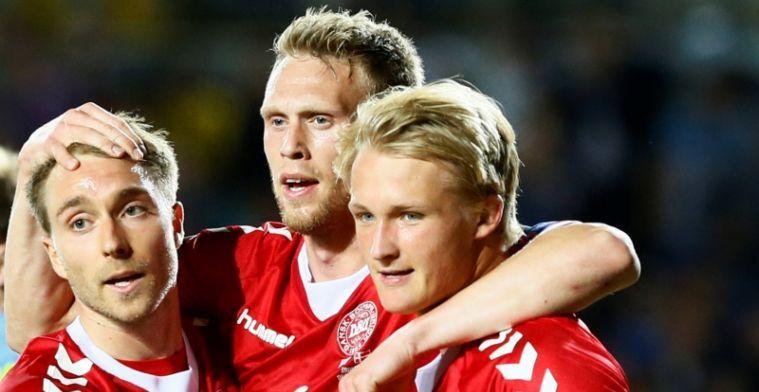 'Koeman meldt zich met 20 miljoen bij Feyenoord; ook Dolberg in beeld bij Everton'
