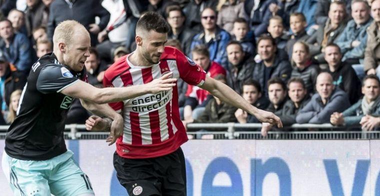 'Lazio knapt af op vraagprijs van 20 miljoen en schakelt door naar PSV'