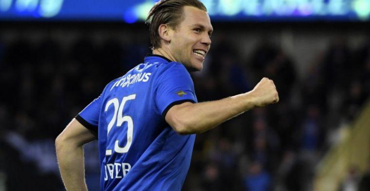 Boskamp vindt zijn TV-opvolger bij Club Brugge: Ik zie mezelf daar wel zitten