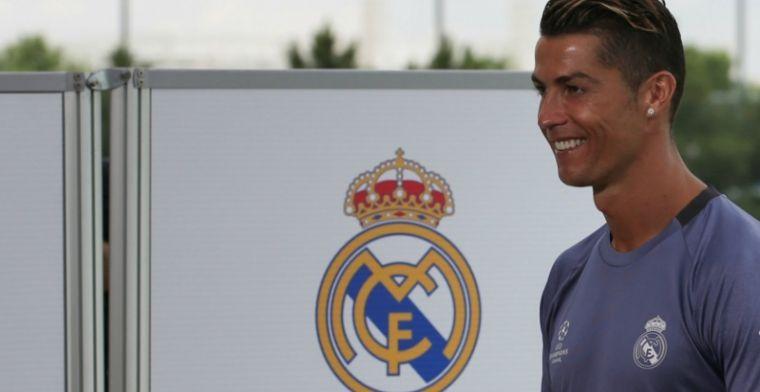 LOL! Duitse club probeert Ronaldo te overtuigen met... bier