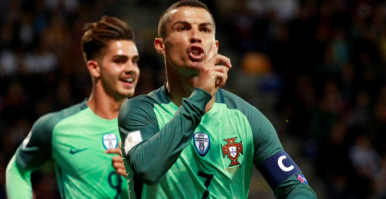 'Manchester United beslist positief over Ronaldo; Zidane bemoeit zich ermee'