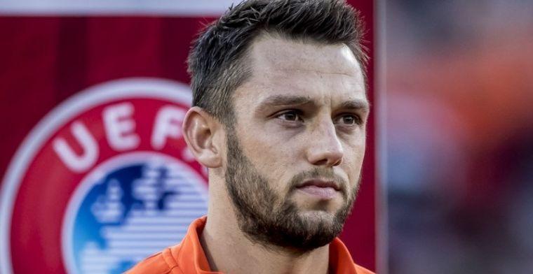 'De Vrij akkoord met SS Lazio: twee miljoen per jaar en ontsnappingsclausule'