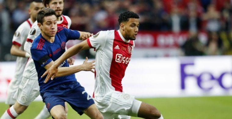 'Riedewald in de spotlights: clubs informeren bij Ajax naar beschikbaarheid'