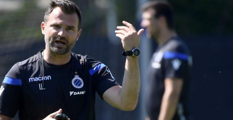 Leko schudt spelers van Club meteen uit vakantiemodus: Passie en grinta