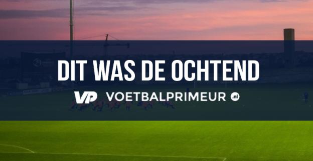 Dit was de ochtend: 'Feyenoord wil Eredivisie-drietal, interesse voor Riedewald'
