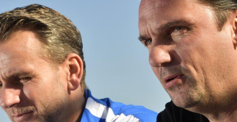 'Sterkhouder van Racing Genk kan terugkeren naar thuisland'