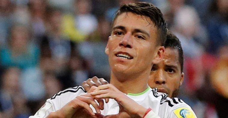 Moreno treft veelbesproken Ronaldo: 'Fysiek is veranderd, hij is minder explosief'