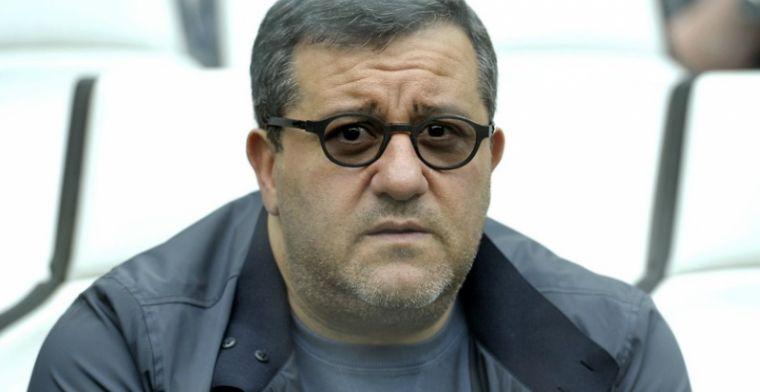 Felle Raiola haalt uit: De directie van Milan begon te dreigen