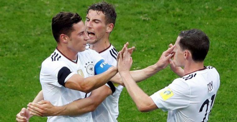 Blunders van Neuer-vervanger worden Duitsland niet fataal: Australië verslagen