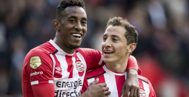 'Zes Europese clubs in de markt voor PSV-reserve Brenet: transfer mogelijk'