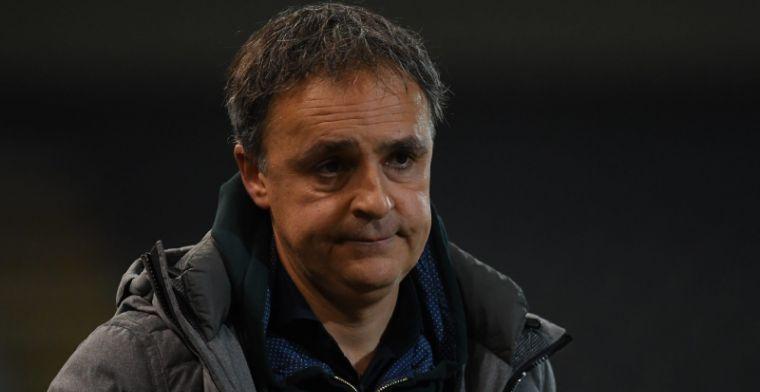Verrassend: 'Anderlecht schakelt ex-coach van Club Brugge in'