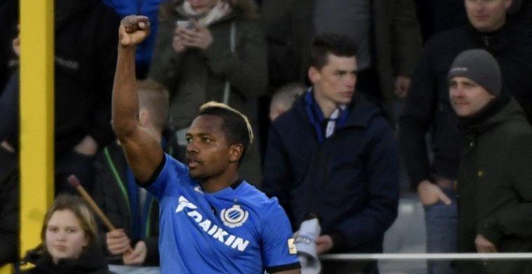 Ik maak mij zorgen over Club Brugge en Izquierdo