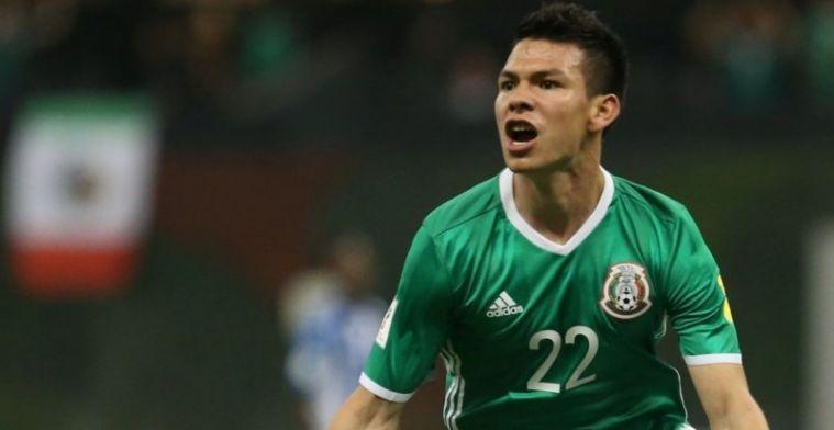OFFICIEEL: PSV pakt uit met komst van Mexicaanse ster