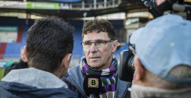 Van Hanegem adviseert Feyenoord: 'Kun je in de Champions League niet mee aankomen'