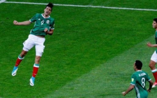 Afbeelding: Mexico ontsnapt na spectaculaire tweede helft tegen underdog Nieuw-Zeeland