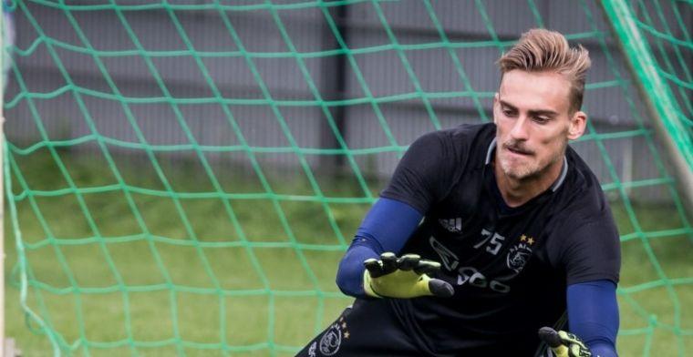 Vertrek bij Ajax lijkt in de maak: 'Ik mag met een andere club praten'