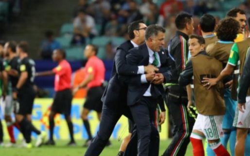 Afbeelding: Scheldende Osorio verdedigt zich: 'De wedstrijd was erg ruw, bijna gewelddadig'
