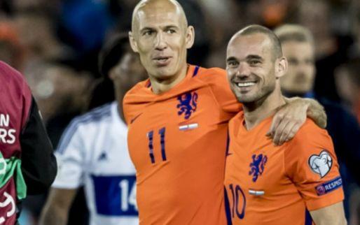 Transfernieuws   'Sneijder kan terugkeren naar Serie A: Bologna stippelt route naar VS uit'