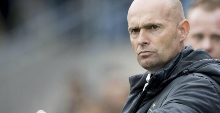 Ajax-selectie staat wat te wachten: 'Daar heeft hij gewoon maling aan'