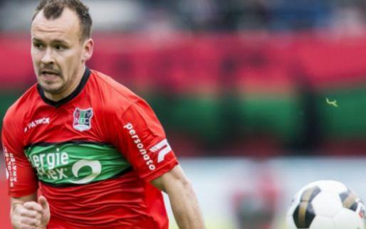 Afbeelding: Opvallende stap NEC-verdediger: contract bij Kroatische topclub na degradatie