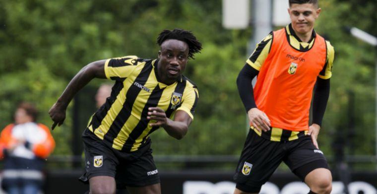 Vitesse-versterking kijkt ogen uit: 'Van Ginkel bij PSV en Traoré bij Ajax'