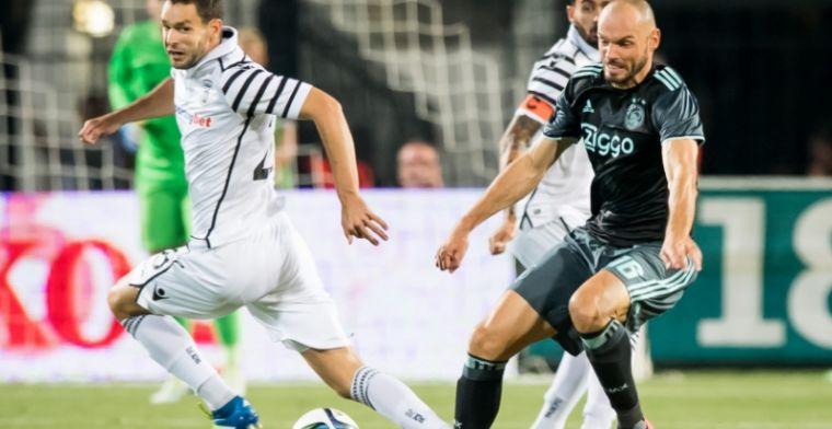 'Ajax en Westermann van elkaar verlost: Ajacied verkast naar Oostenrijk'