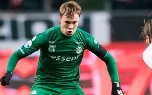 Afbeelding: Transferimpasse bij FC Groningen: 'We hebben duidelijk 'nee' gezegd'