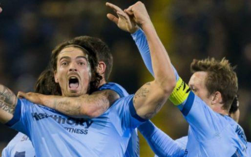 Afbeelding: Vier clubs willen transfervrije Bulthuis: onderhandelingen in Zwitserland