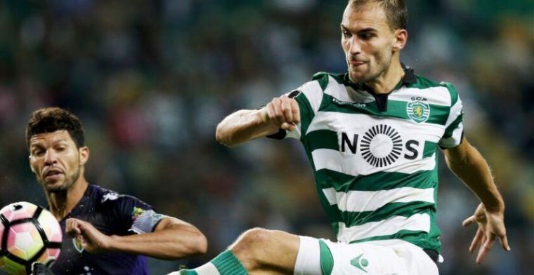 'Sporting wil Dost hoe dan ook behouden en veegt bod van 40 miljoen van tafel'