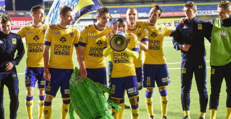 OFFICIEEL: Trefzekere Abrahams wordt beloond na goed debuut bij STVV