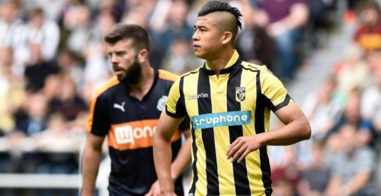Vitesse ontkent 9 miljoen: Maar dit is voor ons een heel goede transfer