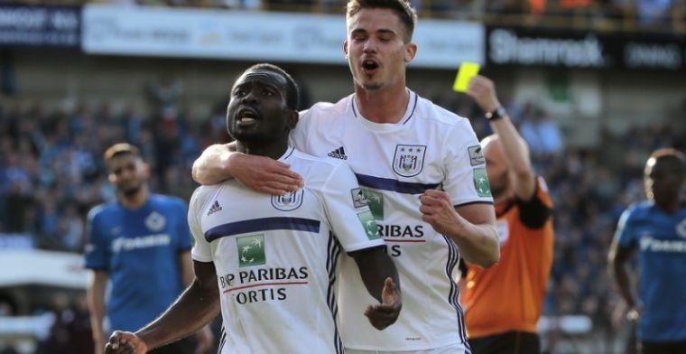 'Anderlecht weet wie het als opvolger van Acheampong wil'