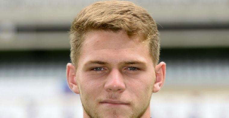OFFICIEEL: Jonge doelman trekt naar Engeland na gedwongen vertrek bij RSCA
