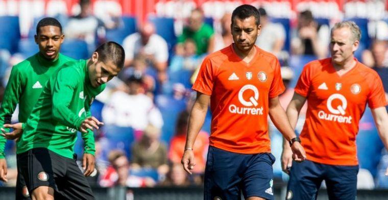 Feyenoord druk bezig met transfers: Liever vandaag dan morgen