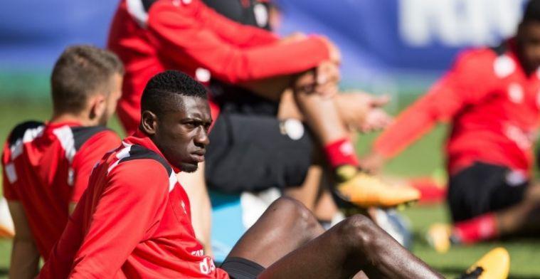 PSV-verdediger zit niet op interviews te wachten: Geen fan van de media