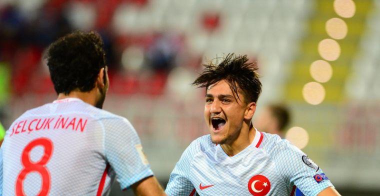 AS Roma troeft Manchester City af en presenteert toptalent voor 15 miljoen