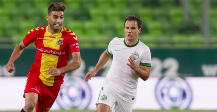Oud-speler Go Ahead verrast en laat kans op Turkse toptransfer schieten
