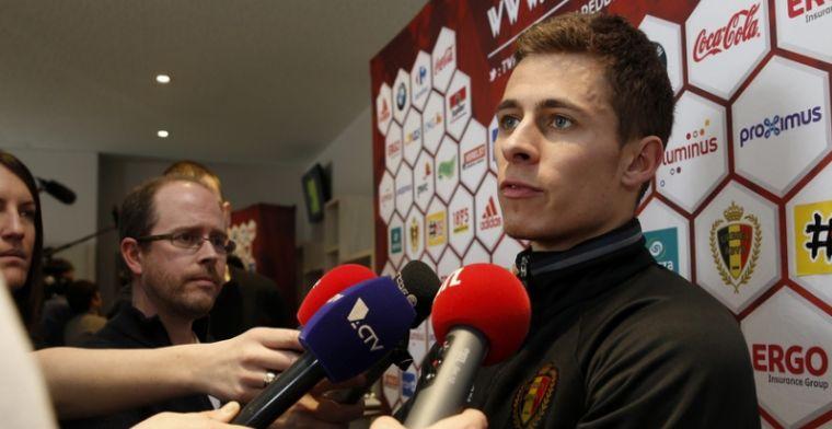 Rode Duivel vol vertrouwen: Ik zal erbij zijn op het WK in Rusland