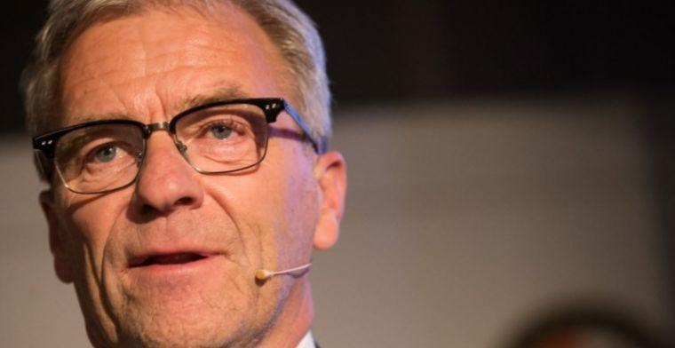 Gudde reageert op KNVB-geruchten: 'Hebben we nog niks van gehoord'