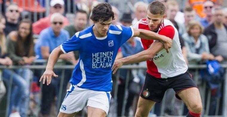 Feyenoord-rechtsback is vier weken uit de roulatie en moet trainingskamp missen