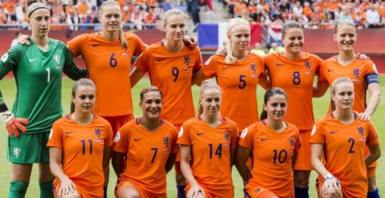Droomstart voor Oranjevrouwen op EK: 1-0 overwinning op Noorwegen
