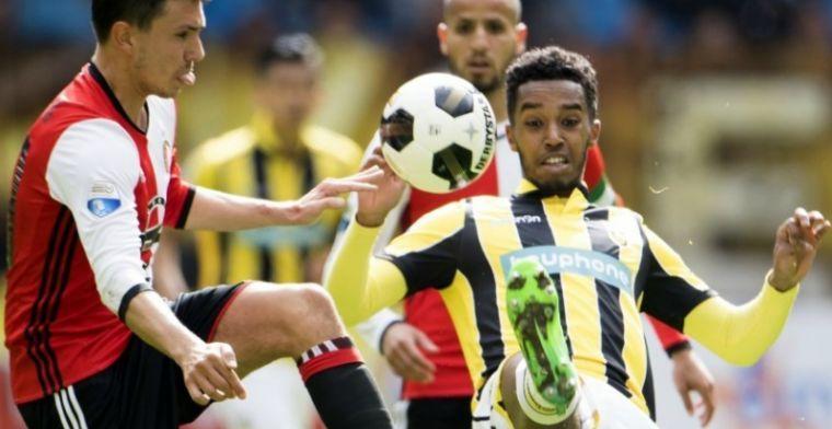 Vitesse wekt verbazing met Chelsea-speler: 'Kunnen niet allemaal Rashica zijn'