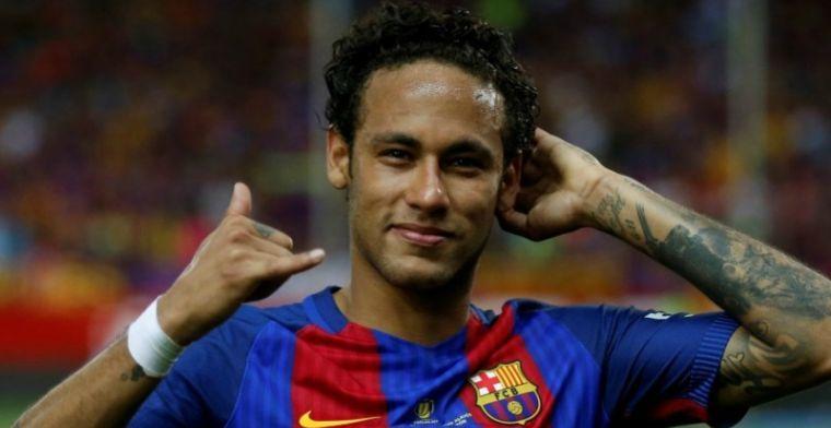'Neymar voelt zich oncomfortabel met Barça rol: vertrek dichter- en dichterbij'