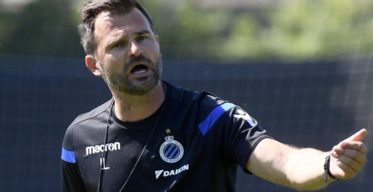 Legende van Club Brugge staat achter Leko: ''Hij moet een kans krijgen''