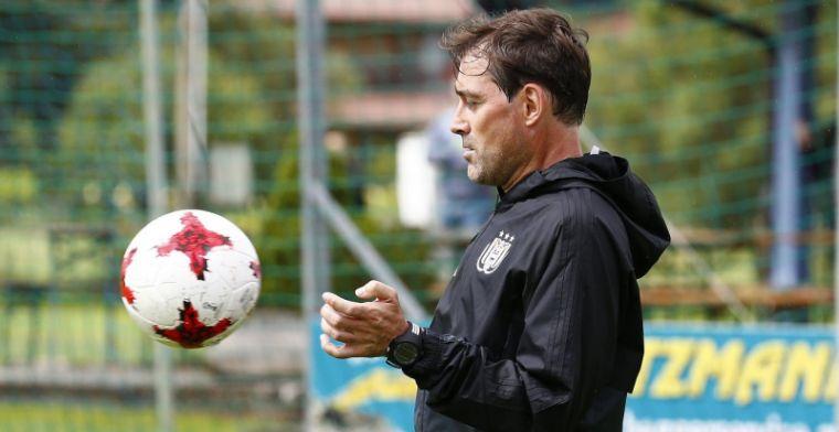Valse noot bij Anderlecht: 'Hij kwam amper in het stuk voor'