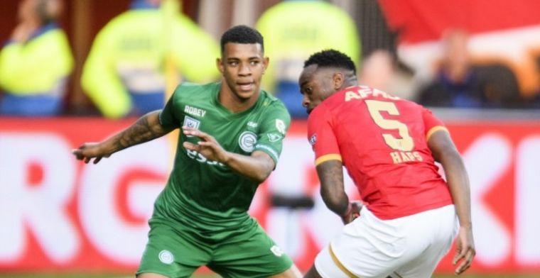 Drie keer rood voor gretige FC Groningen-speler: 'Blijf op dezelfde manier spelen'
