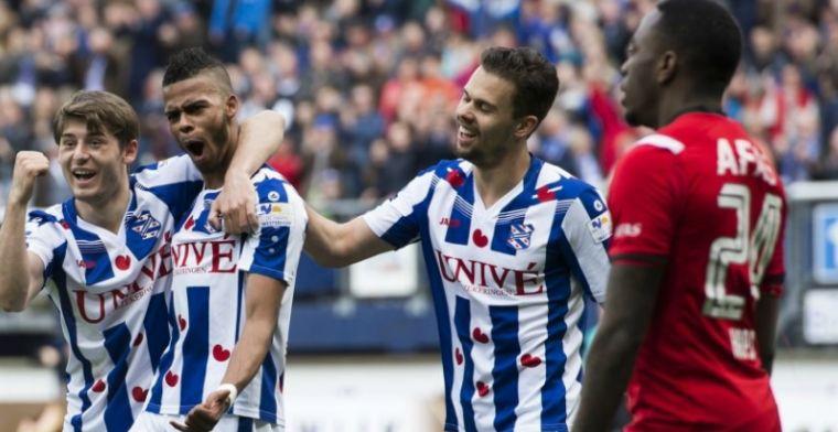 'Feyenoord start onderhandelingen met AZ en Heerenveen over verdedigers'